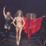 Sonique, Me & Sahara Davenport