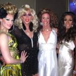 Sonique, Sherry Vine, Me & Sahara Davenport