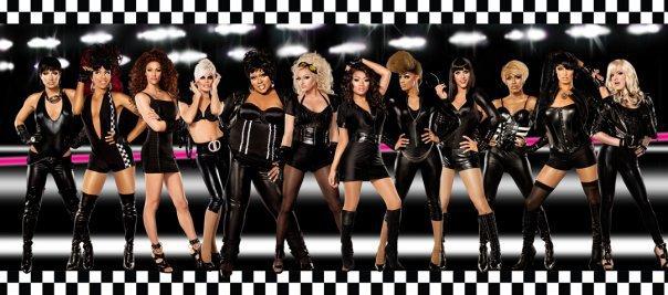 Cast of Season 2 RuPaul's Drag Race