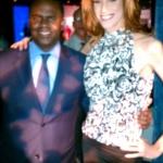 me and Mayor Kasim Reed, mission accomplished!